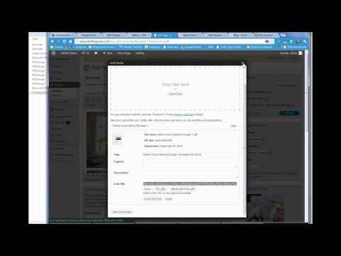 Updating The Pdf Documents On Your Website