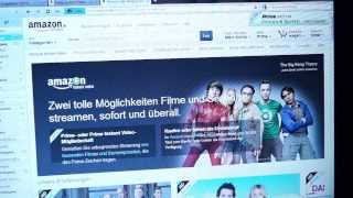 Ich teste: Amazon Instant Video