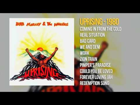Bob Marley Uprising  - 1980