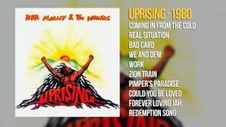 bob marley uprising 1980