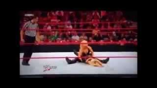 Wwe Beth Phoenix All Glam Slam to Kelly Kelly