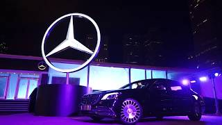 Mercedes Benz S class launch event