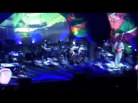 Animal Collective: Cobwebs / My Girls / Amanita - Oakland, 9/22/12