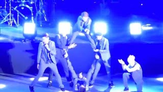 [Fancam] Exo-M Overdose at KMF 140503