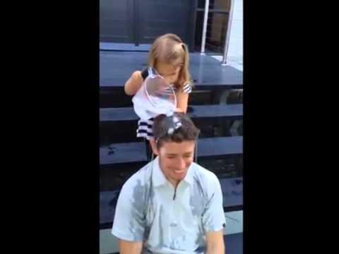 Casey Stoner Daughter Casey Stoner Als Ice Bucket