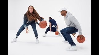 GAP Commercial Featuring Corey The Dribbler