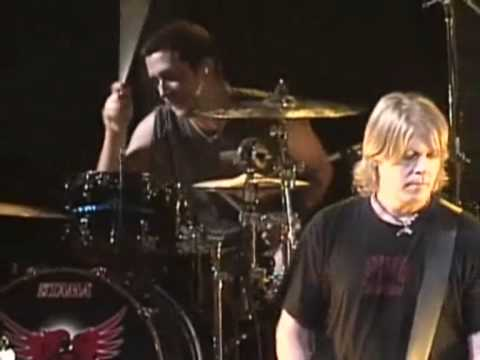 The Offspring - Want You Bad @ KROQ Almost Acoustic Christmas 08