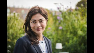 Marihan Abensperg-Traun wirbt um deine Stimme bei der Grünen Spitzenwahl