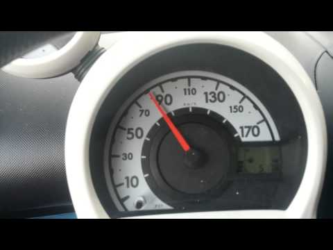 Citroen c1 acceleration 0-100