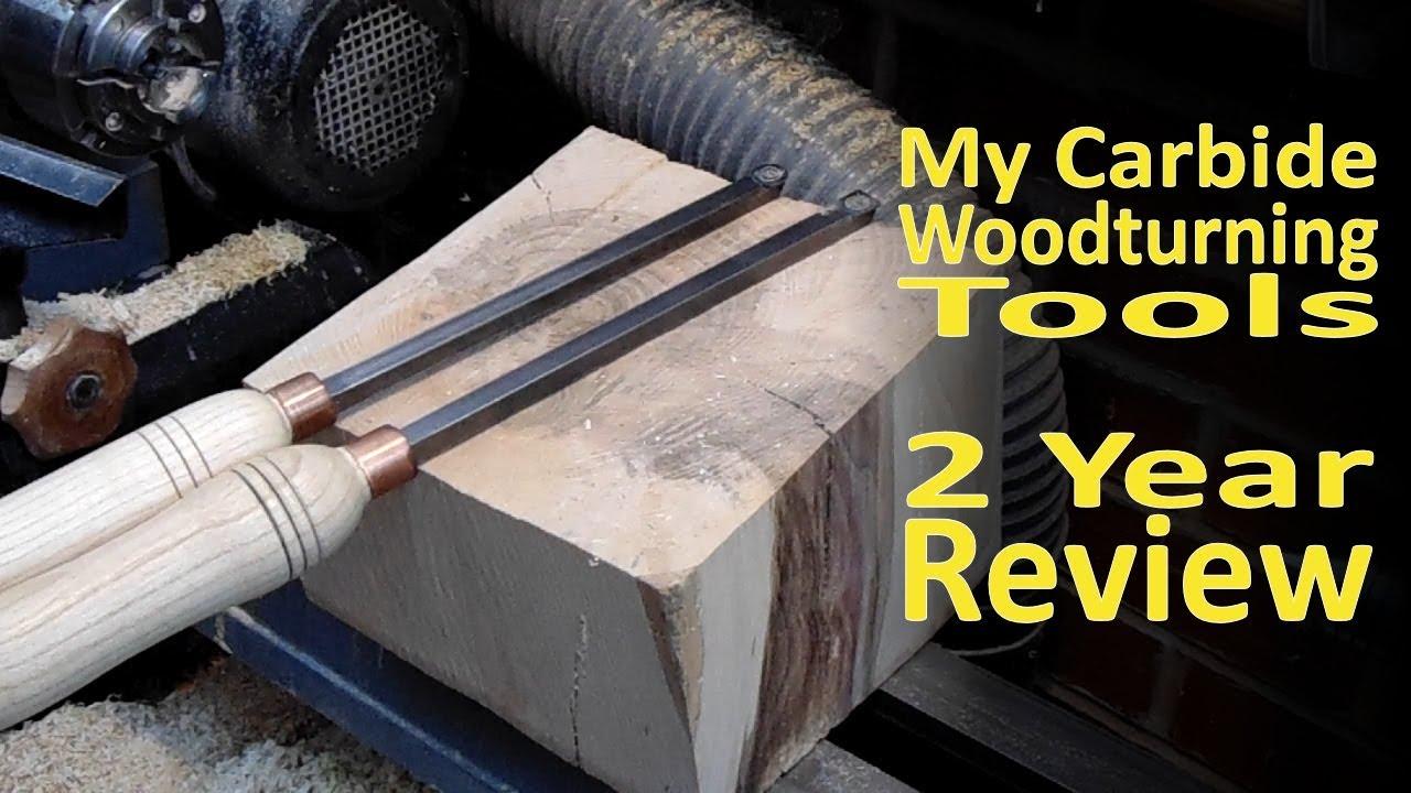 Carbide Tipped Woodturning Tools Uk