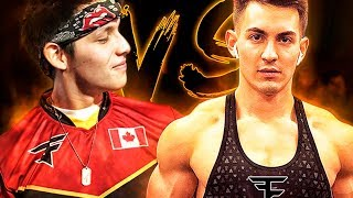 FaZe Pamaj Vs FaZe Censor - NUKETOWN Rematch 1v1