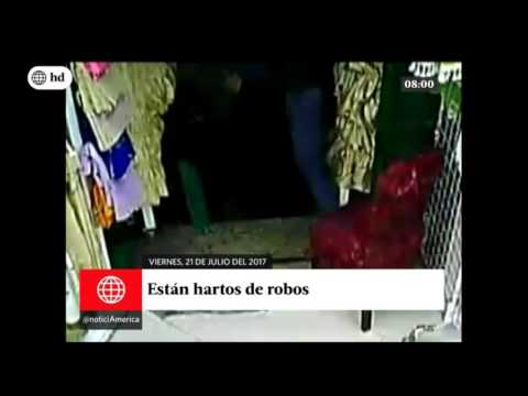 América Noticias - Primera Edición - Titulares 21-07-2017