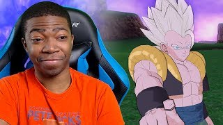 NEW GRAPHICS CARD!?! Dragon Ball Raging Blast PC Gameplay!