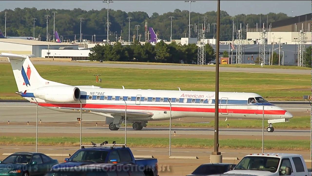 Truesound American Eagle Envoy Air Embraer Erj 145