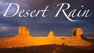 Desert Rain - Relaxing Indian Raga Inspired Acoustic Guitar Instrumental Music