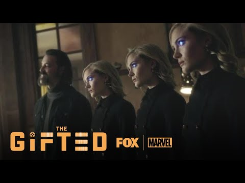 The Frost Sisters Surprise Andy & Lauren   Season 2 Ep. 16   THE GIFTED