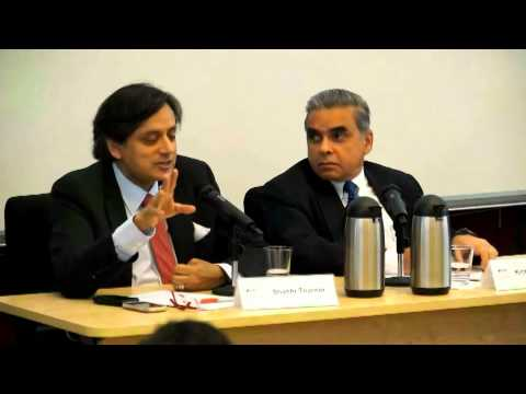 2012 Lee Kuan Yew  School of Public Policy - Pax Indica: India and the World of the 21st Century