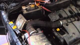 Oficina Mecânica - 26-10-2013 - Fiat Uno Fire 1.0 8v. Possível Problema de Central...