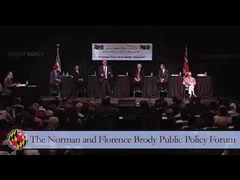 Maryland Democratic Senatorial Primary Debate