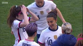 SheBelieves Cup 2020 - USA v Spain (08.03.2020)