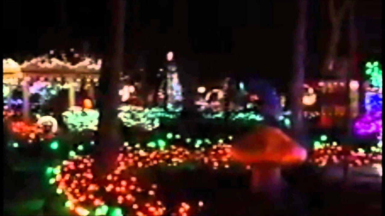 Storybook Land Christmas Lights - YouTube