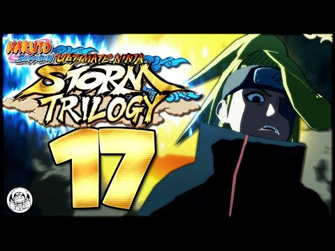 IST EINE EXPLOSION KUNST? - #17 - LET'S PLAY Naruto: Ultimate Ninja Storm 2 TRILOGY/LEGACY