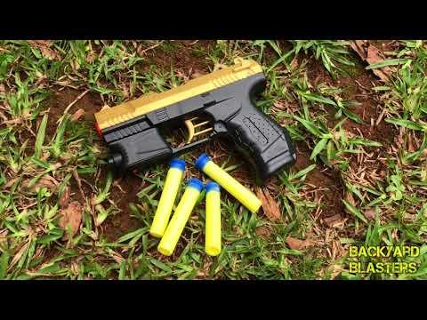 [RANGE TEST] The P99 Foam Dart Gun