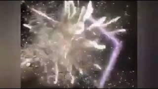 بالفيديو.. جماهير أياكس تفسد ليلة لاعبي ريال مدريد بالألعاب النارية