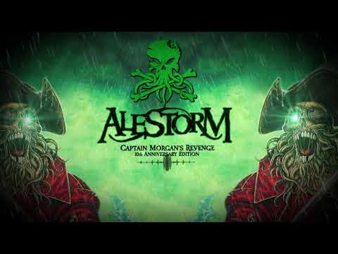 ALESTORM - Captain Morgan's Revenge (Official Lyric Video) | Napalm Records