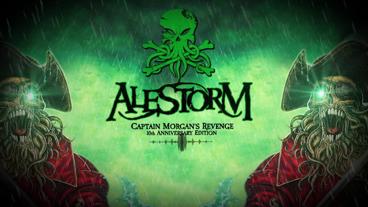 Download ALESTORM - Captain Morgan's Revenge (Official Lyric Video) | Napalm Records