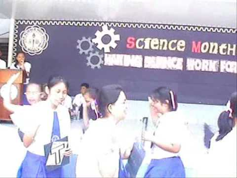 Science Month MSHS