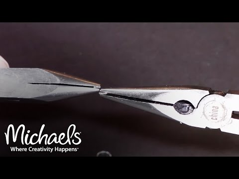 DIY: Open & Close Jump Rings | Crafting Quick Tips | Michaels