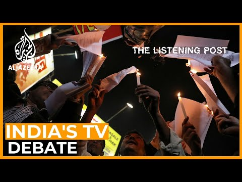 Download  Brash and bigoted: How Arnab Goswami changed India's TV debate | The Listening Post Feature Gratis, download lagu terbaru