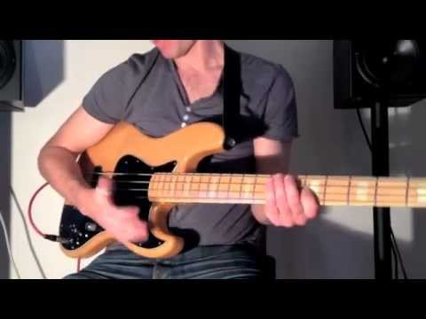 Slap Bass - Funk Bass - Mark King - Marcus Miller style
