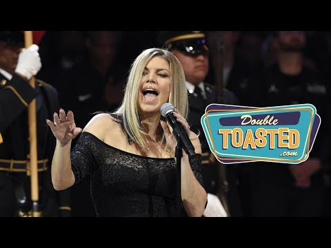 FERGIE'S NATIONAL ANTHEM AND OTHER TERRIBLE PERFORMANCES