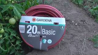 шланг Basic 12, 20м Gardena 18123 29 000 00.Hose Basic 12, 20m Gardena