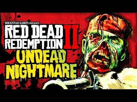 Undead Nightmare DLC in Red Dead Redemption 2 thumbnail