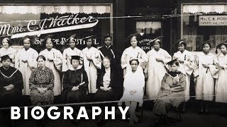 Madam CJ Walker - Early Life | Biography