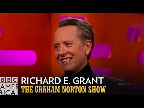 Richard E. Grant's Was Stabbed in the Back by Josh Brolin | The Graham Norton Show | BBC America