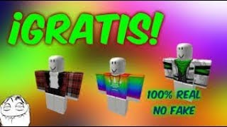How to have free clothes in roblox