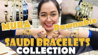 SAUDI GOLD LATEST BRACELET | MURA MAGANDA AT PAWNABLE PA | Rosh Castillo