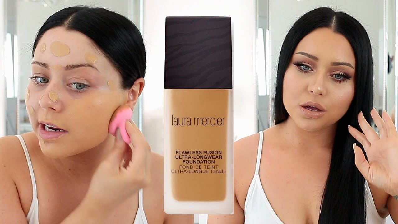 Top flawless foundation