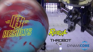 Radical Bowling // RESULTS SOLID // ThroBot Ball Review // URD 10-15-2020