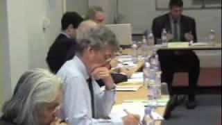 Chaire de la Gouverance publique - Groupe d'études