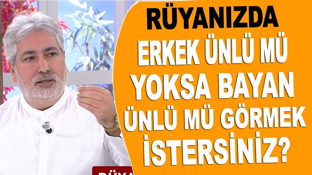 Mehmet Emin Kırgil: Rüyanızda ünlü erkek görürseniz zengin, bayan görürseniz mutlu olacaksınız