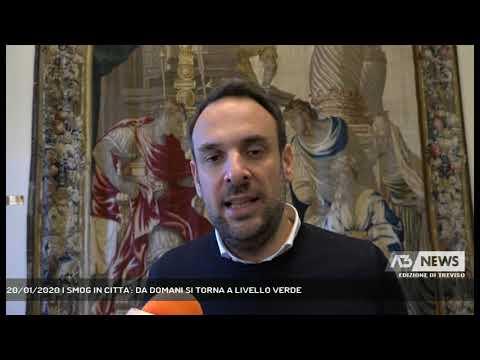20/01/2020 | SMOG IN CITTA': DA DOMANI SI TORNA A ...