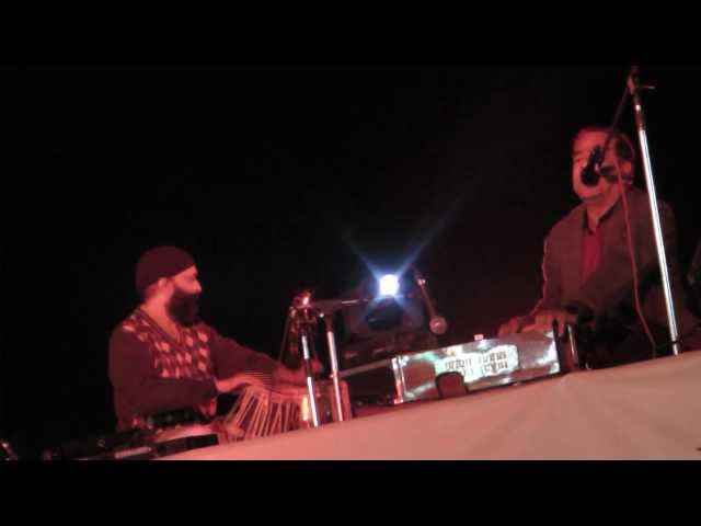 music evening -jaisalmer india- desert festival 2012. Musik unter Sternen Travel Video