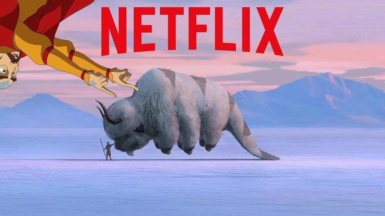 Avatar Herr Der Elemente Netflix