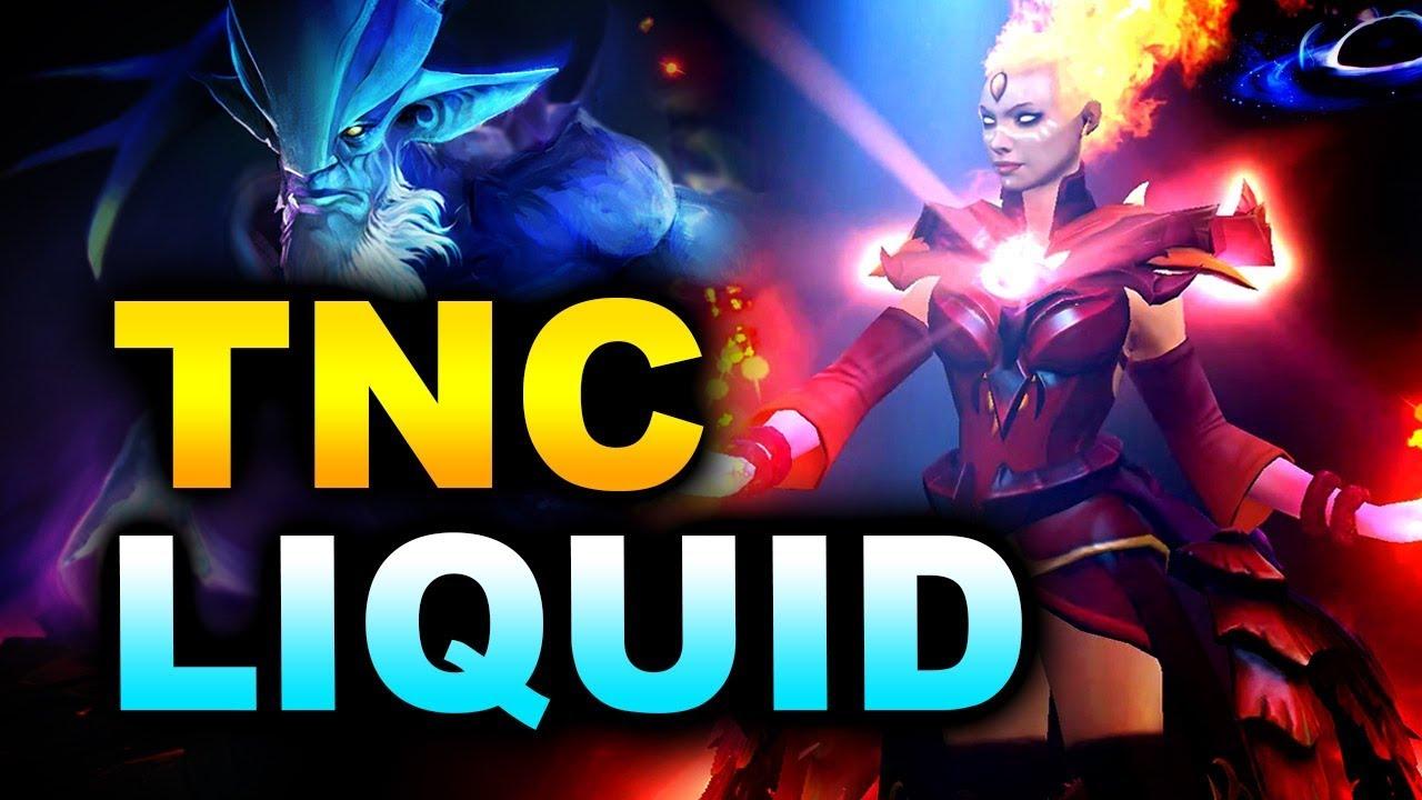 TNC vs LIQUID - FANTASTIC GAMES! - LEIPZIG MAJOR DreamLeague 13 DOTA 2 thumbnail