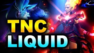 TNC vs LIQUID FANTASTIC GAMES LEIPZIG MAJOR DreamLeague 13 DOTA 2
